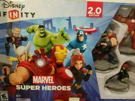Disney Infinity 2.0 Marvel Super Heroes Starter Pack Xbox 360 BRAND NEW - $34.64