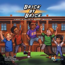 Brick by Brick: A Snippet of the Life of Booker T. Washington [Paperback] McClai - $8.90