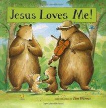Jesus Loves Me! [Board book] Warnes, Tim - $6.92
