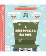 A Christmas Carol: A BabyLit Colors Primer [Board book] Adams, Jennifer ... - $6.88