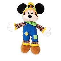Disney Store Mickey Mouse Plush Halloween Small 15'' 2016 - $44.95