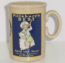 Pillsbury Best Coffee Mug Cup 1986 Collector England Flour Excellence  - $39.95
