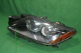 07-09 Mazda CX-7 CX7 Halogen Headlight Driver Left Side LH - POLISHED image 3