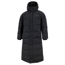Adidas XPLR Terrex Long Parka Hooded Down Bench Jacket Winter Sportswear... - $259.99