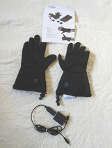 Thermo Gear Gloves Rechargeable Battery Heated Gloves UNIsex SIZES FOR S... - $1.861,12 MXN