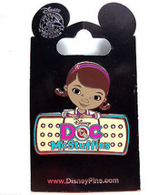 Disney Doc McStuffins Trading Pin Theme Parks Disney Jr New Carded - $16.95