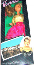 Vanna White Doll 1990s HSN Fashions Hollywood L... - $24.97
