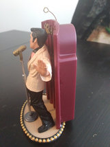 "The King of Rock and Roll Play's ""All Shook Up"" Ornament image 2"