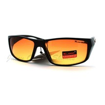 Hd Vision Driving Lens Sports Fashion Sunglasses Black - $6.86