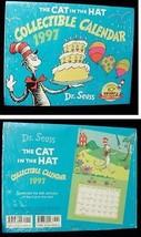 Dr. Seuss Cat In The Hat Calendar 1997 New - $15.00