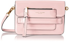 Marc Jacobs Medium Patent Madison Shoulder Bag, Rose Smoke - $246.05