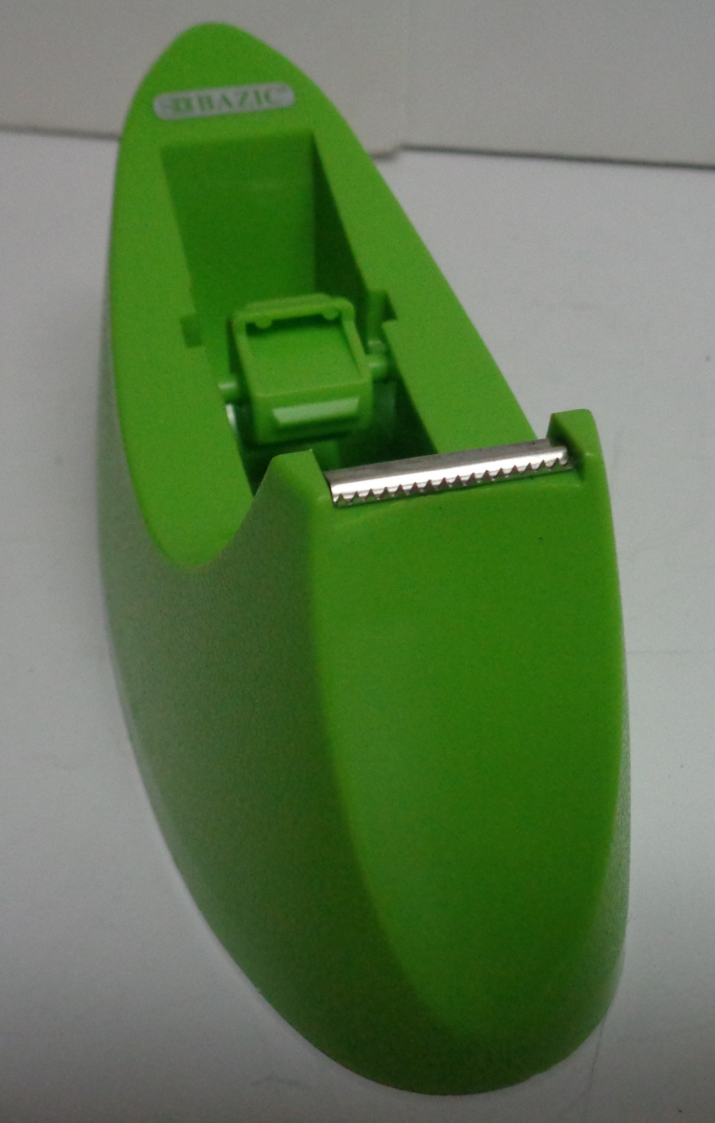 Bazic Tape Dispenser NIB Desktop Heavy Duty Lime Green