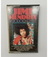 Jimi Hendrix Voodoo Chile Cassette Tape Complete with Insert & Case Masters - $28.95