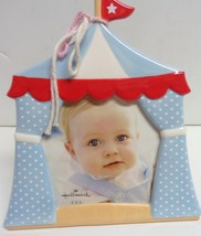 Hallmark Baby Boy Carnival Photo Frame 4 x 4 Photo - $12.99