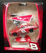 Trevco Christmas Ornament 2007 Dale Earnhardt Jr NASCAR Car No 8 Original Box  - $9.99