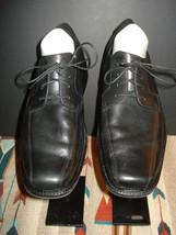 Men's Rockport Black Leather Casual Oxford Sz. 11M MINTY! - $40.47