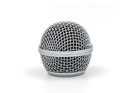 Replacement RK143G Ball Head Mesh Microphone Grille Fits Shure SM58 Beta... - $5.99