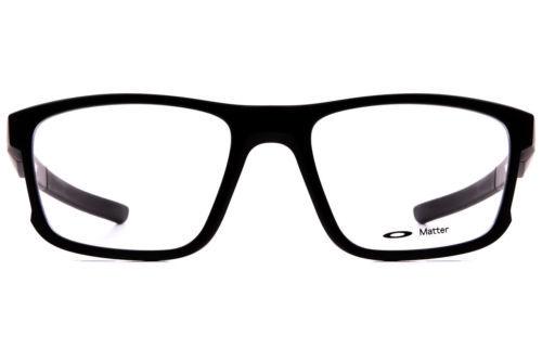 40b5c59095 New Oakley Eyeglasses Hyperlink OX8078 0152 Satin Black Frames 52mm Rx-ABLE