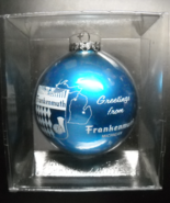 Bronners Christmas Wonderland Christmas Ornament Welcome to Frankenmuth ... - $8.99