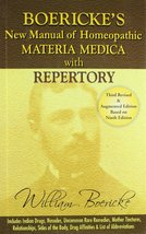 Boericke's New Manual of Homoeopathic Materia Medica With Repertory: Inc... - $46.46