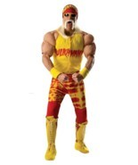 HULK HOGAN WCW Muscle Deluxe Costume Adult WWE Wrestler FREE SHIPPING - $186.99