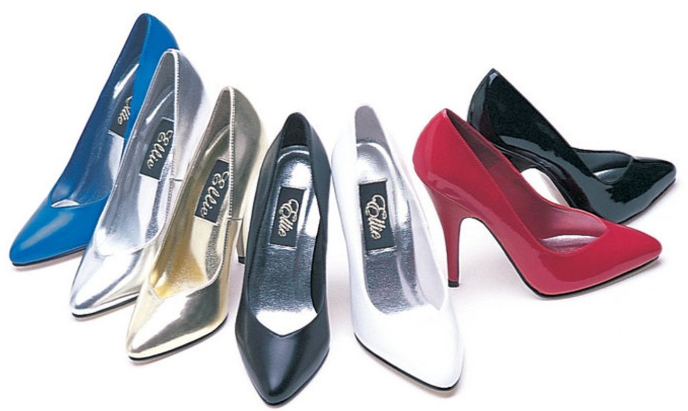 5 Inch Classic Pump by Ellie Shoes * Size 6 * E-8220W
