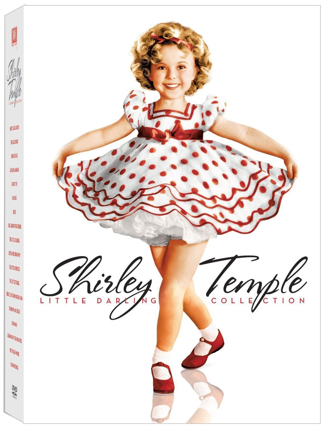Shirley Temple: Little Darling Collection (DVD, 2014 18-Disc Set) Classic Movies