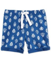First Impressions Bug-Print Pull-On Shorts - $9.78+