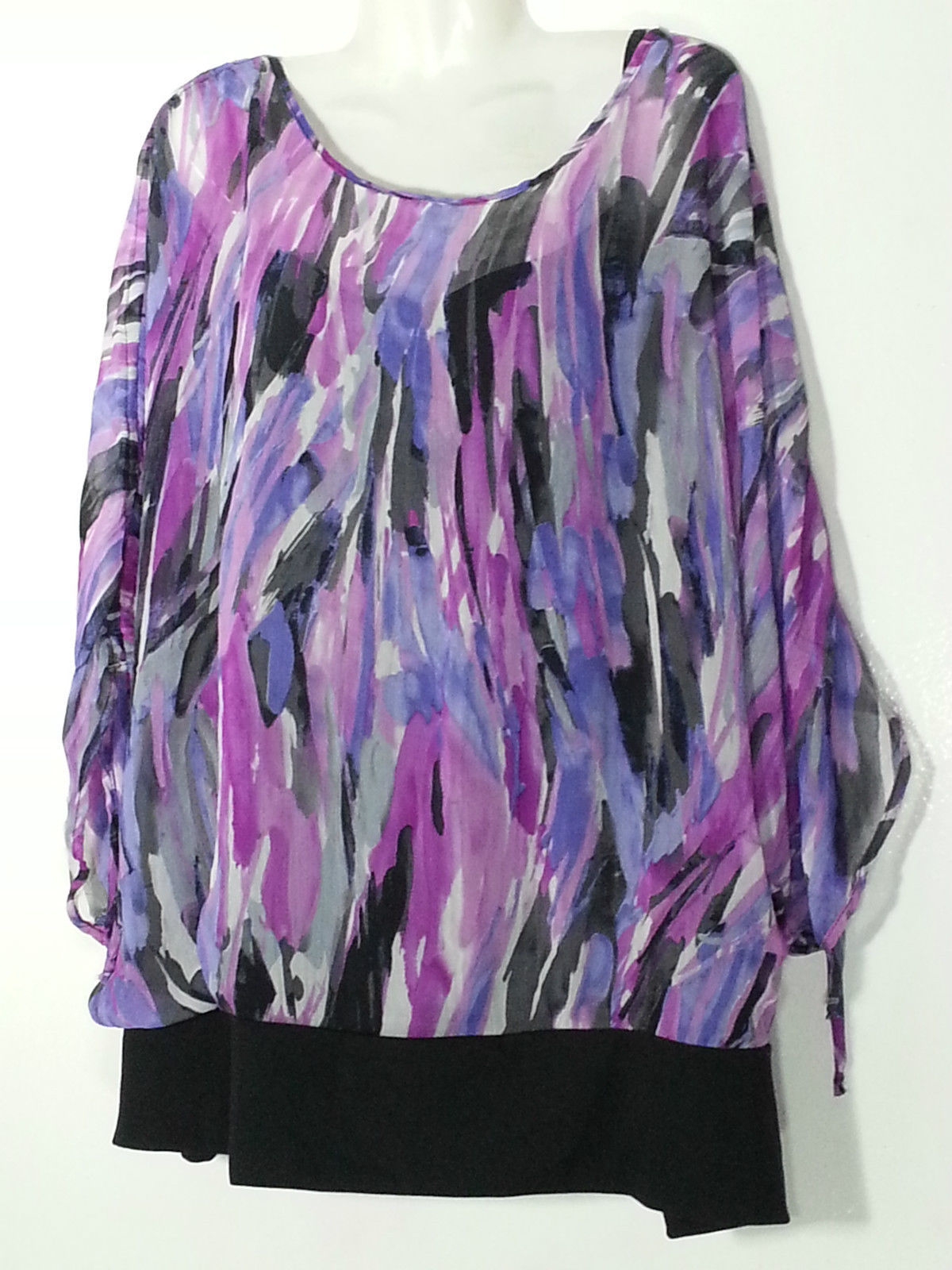 f294d14a Lane Bryant Top With Cami 22 24 2X Plus Size and 43 similar items. S l1600