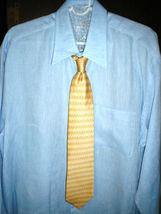 Luciano Moresco 100% Linen shirt--Made in Italy--XL - $99.99