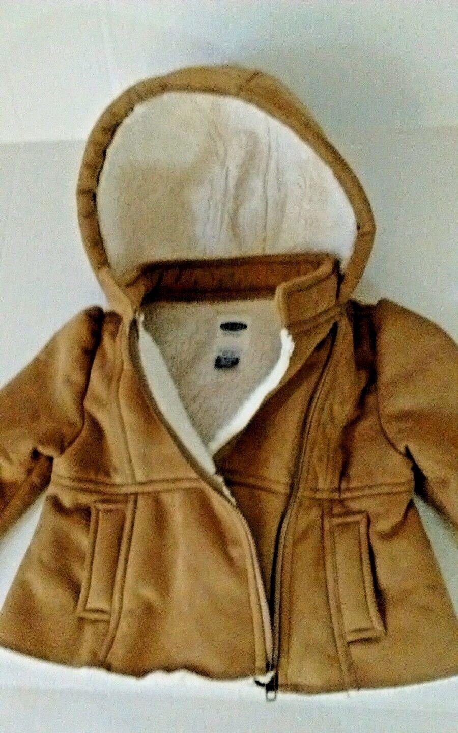 6b03219fa Old Navy Baby Boys Girls Tan Hood Fleece and similar items