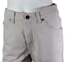 Vtg 90s Levi's 950 Relaxed Fit J EAN Shorts Women's 11 Beige Denim Deadstock Nos - $18.68