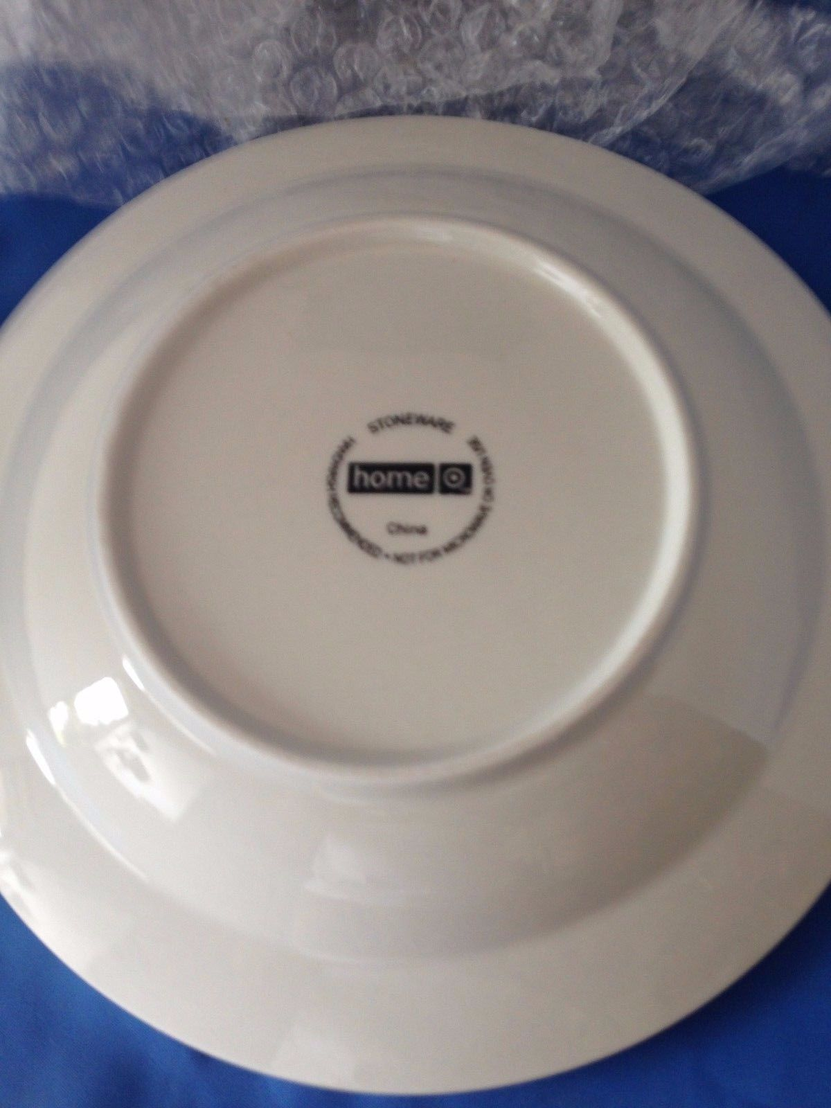 Target Home Brand Stoneware Set Of 4 Shallow And 11