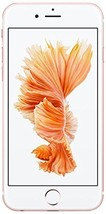 Apple iPhone 6S 16 GB Unlocked, Rose Gold US Version