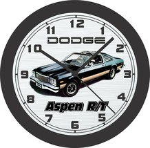 1979 Dodge Aspen R/T Wall Clock-Free US Ship, Charger, Challenger - $28.70+