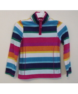 Girls Old Navy Multi Color Stripe Fleece Long S... - $7.00