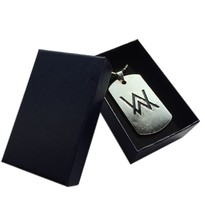 Alan walker necklace accessories Men's Cool Dog Tag - $12.99