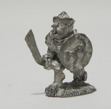Vintage Dungeons & Dragons D&D Ral Partha Miniature 2x Goblins With Sword - 1977 - $6.50