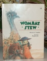 Wombat Stew by Marcia K Vaughan - $14.00