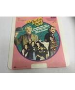"RCA SelectaVision Video Disc ""SATURDAY  NIGHT LIVE"" Premier Show Steve M... - $16.97"