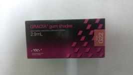 Dental Gradia Gum Shades G22 LC GUM Shade Composite system 2.9mL - $53.50