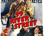 99 River Street (1953) [Blu-ray]