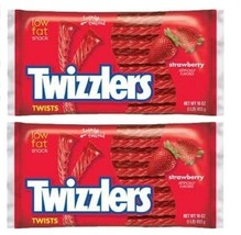 Twizzlers Strawberry Licorice 2 Bag Pack - $15.79
