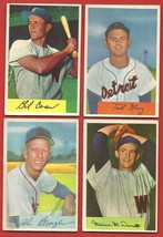 1954 Bowman Lot Total Of 20 Baseball Cards !! - $99.99