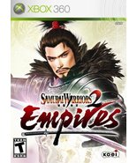Samurai Warriors 2: Empires - Xbox 360 [Xbox 360] - $13.84