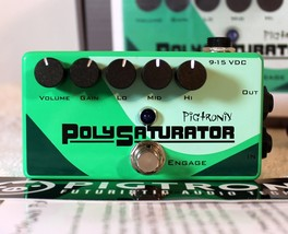 Pigtronix PSO PolySaturator Distortion New In Box Guitar EQ Effects Pedal - $159.00