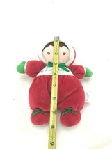 Prestige Baby My First Christmas Burnett Doll Rattle Soft toy  - $29.70