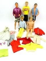 Vintage Assorted Ken Doll Collection - $39.60