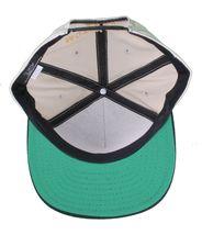 Motivation You Cant Win Naval Cream Beige Khaki Snapback Baseball Hat NWT image 7