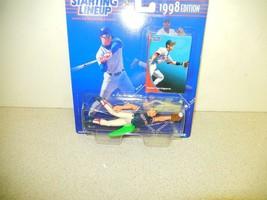 Start LINEUP-MLB-1998- Boston Red Sox - Nomar Garciaparra Neu L203 - $9.75